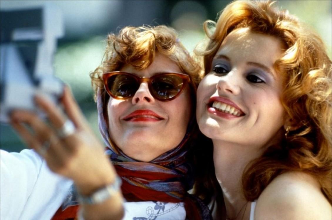 «Тельма и Луиза», 1991