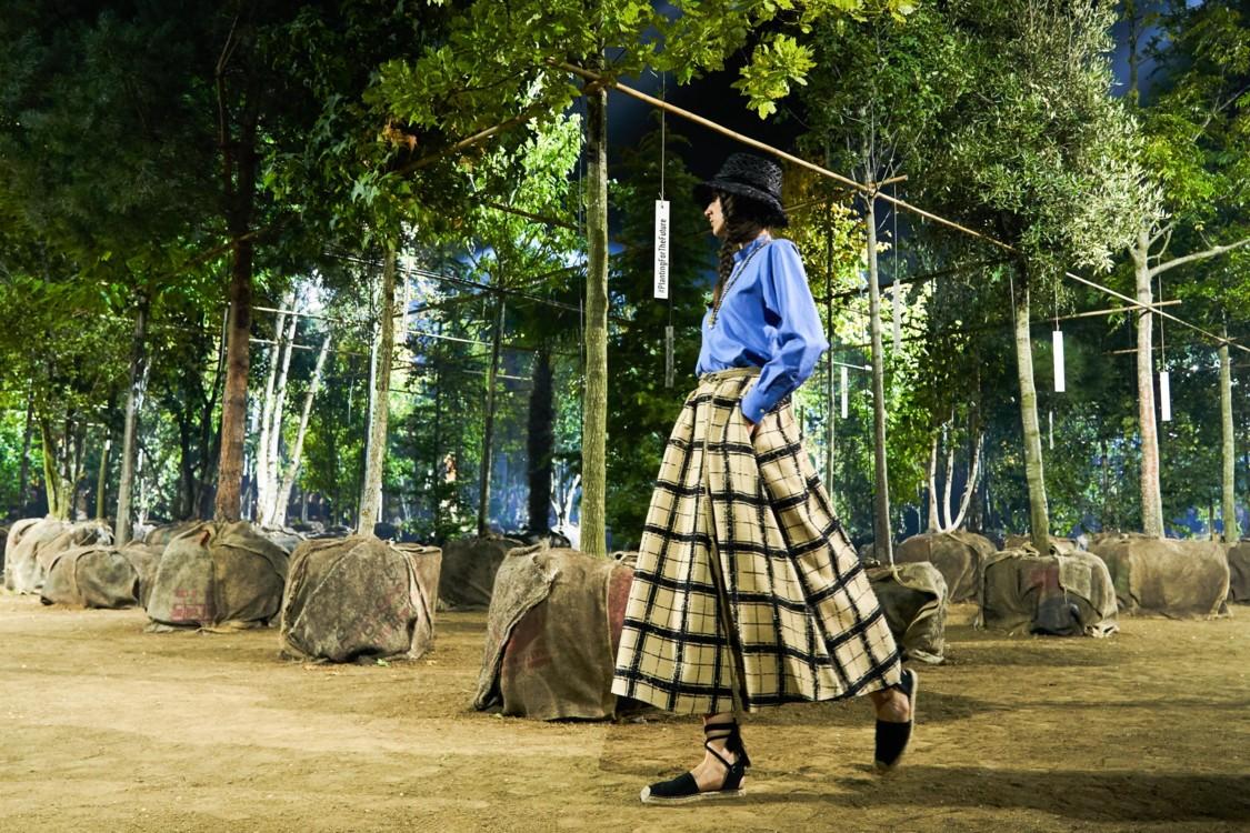 Dior весна-лето 2020