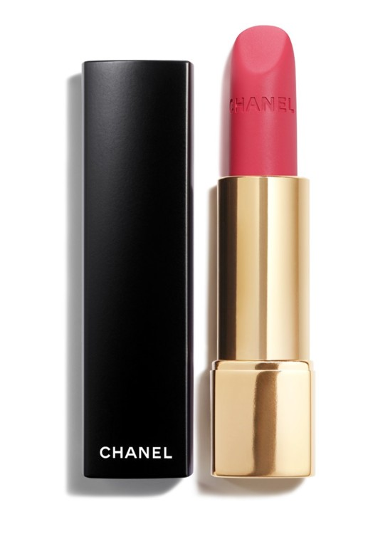 Помада Rouge Allure Velvet №43 La Favorite, Chanel