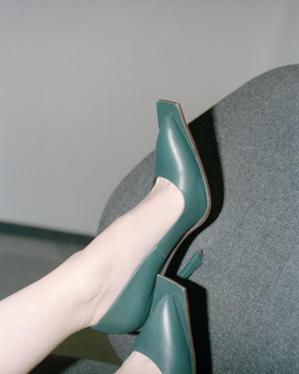 Кожаные туфли, Acne Studios