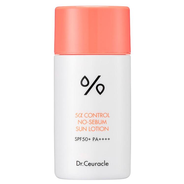 Себорегулирующий cолнцезащитный лосьон 5α Control, Dr.Ceuracle