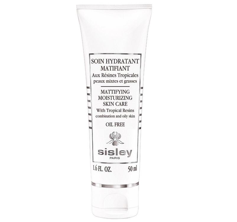 Ежедневный дневной уход мгновенного действия c матирующим эффектом Mattifying Moisturizing Skin Care с тропическими смолами для смешанной и жирной кожи, Sisley