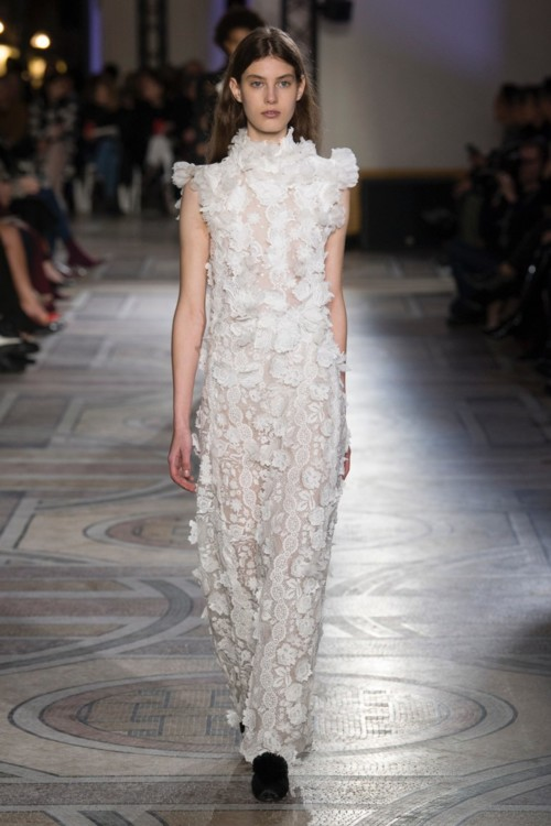 Giambattista Valli Couture весна-лето 2018