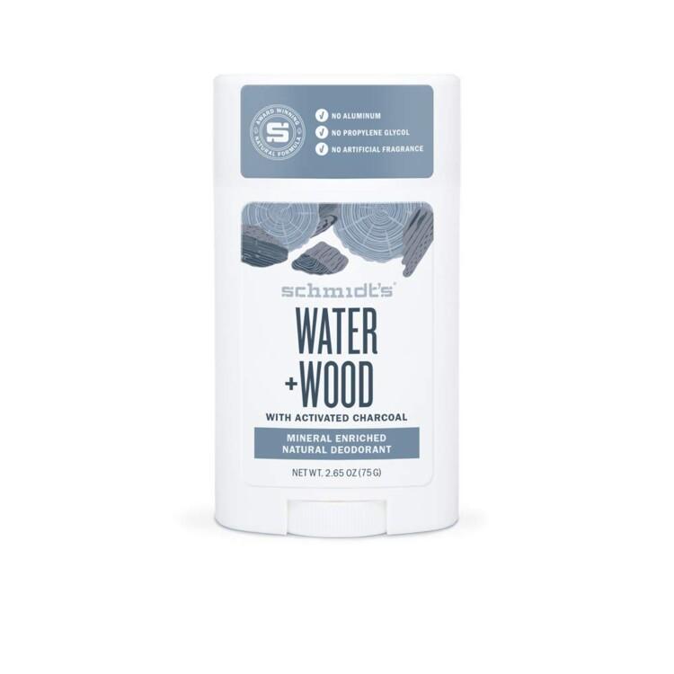 Schmidt's Water + Wood Deodorant