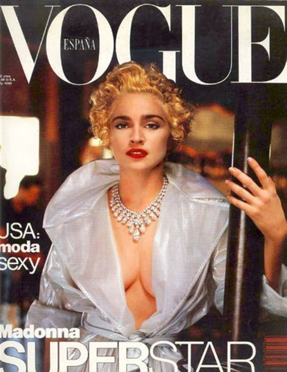 Vogue Spain, 1990