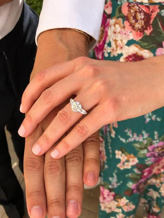Обручальное кольцо принцессы Беатрис
