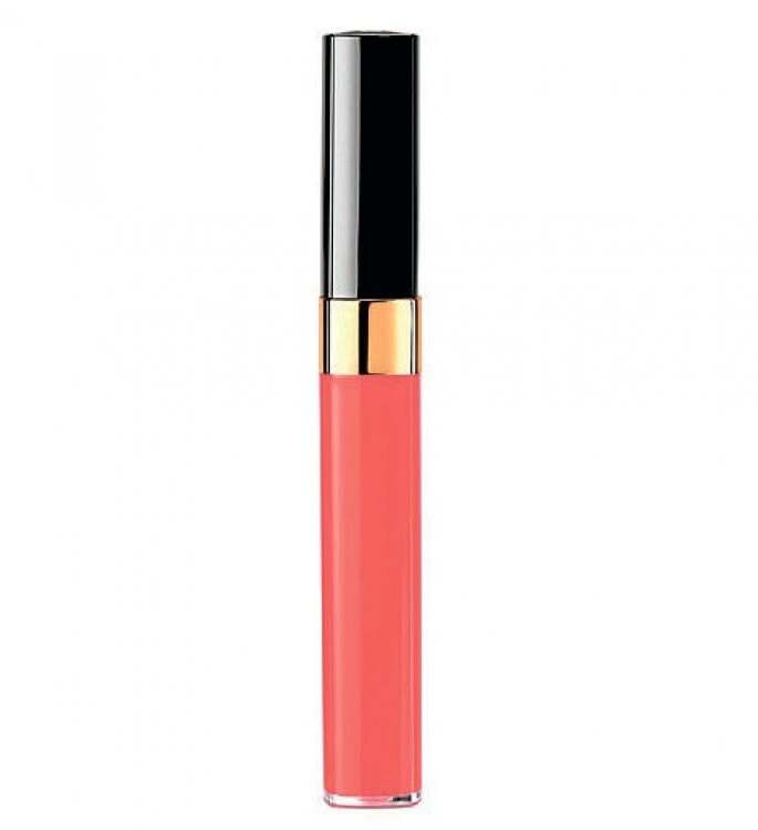 Увлажняющий блеск для губ Lèvres Scintillantes, № 612 Adenium, Chanel