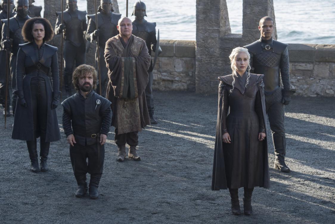 «Игра престолов» удивит своих фанатов: опубликованы кадры нового сезона