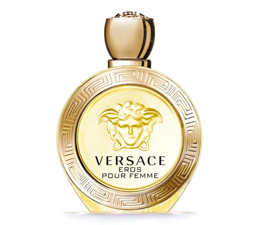 """Аромат Eros (""""Эрос"""") Pour Femme с нотами лимона - цветков и мякоти - и граната, Versace"""