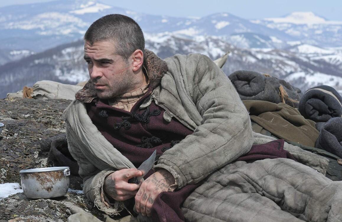 Колин Фаррелл в фильме «Путь домой», 2010