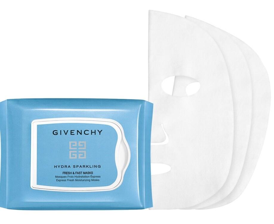 Набір одноразових масок-патчів для зволоження Hydra Beauty, Givenchy
