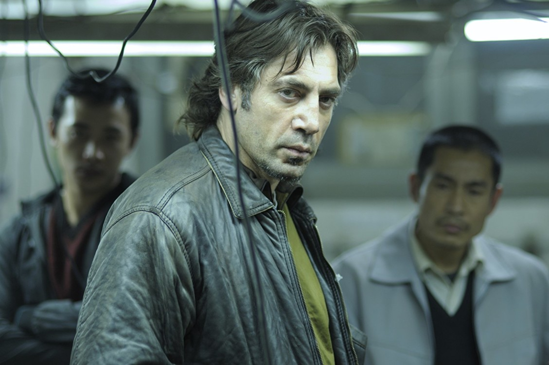 Хавьер Бардем в фильме «Бьютифул», 2010