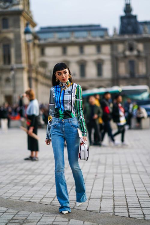 Неделя моды в Париже, октябрь 2019