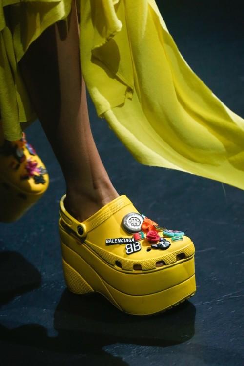 Balenciaga x Crocs весна 2018