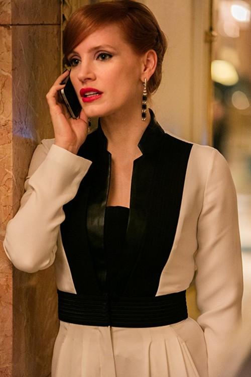 """Джессіка Честейн у фільмі """"Небезпечна гра Слоун"""", 2016"""