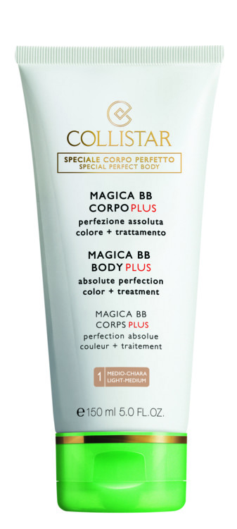 BB-крем для тіла BB Magica Corpo Plus, Collistar