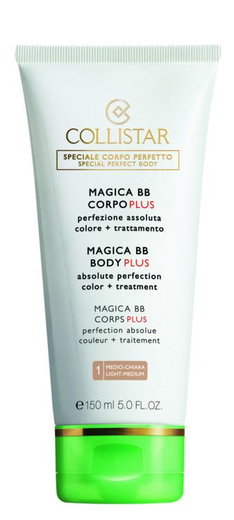 BB-крем для тела BB Magica Corpo Plus, Collistar