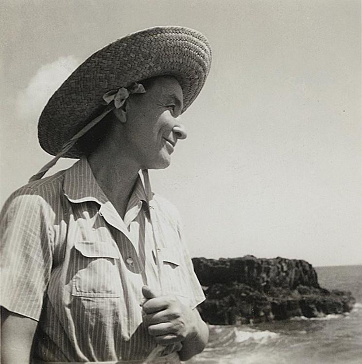 Джорджія О'Кіфф, Гаваї, 1939