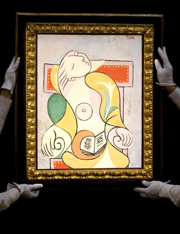 """""""Чтение"""", 1932 г."""