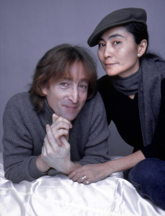 Фотосесія Джона Леннона і Йоко Оно, 2 листопада 1980 року