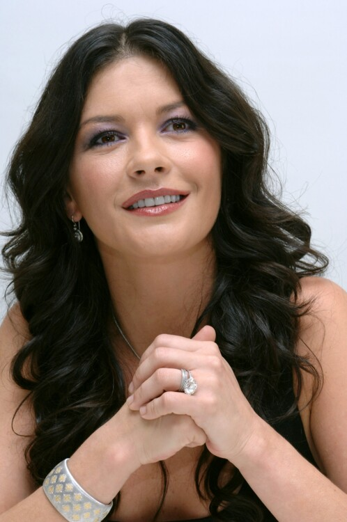 Обручальное кольцо Кэтрин Зеты Джонс
