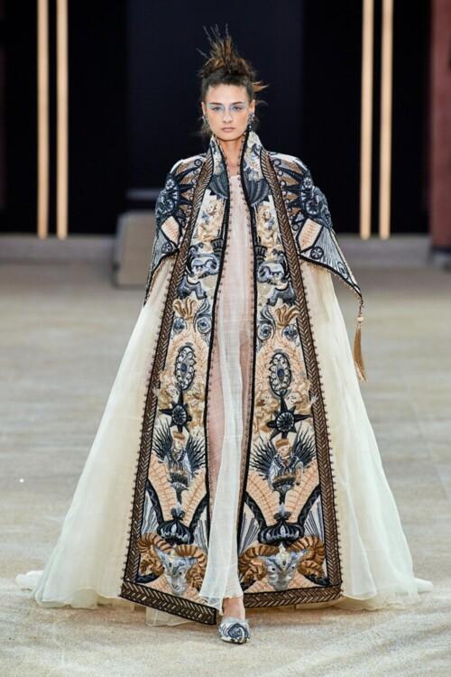 Guo Pei Couture осень-зима 2019/2020