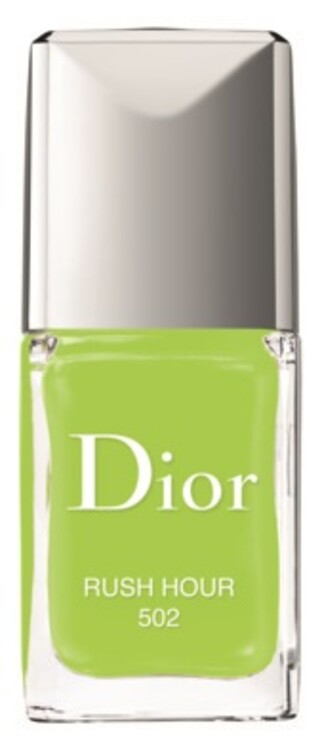Лак для нігтів Dior Vernis №502 Rush Hour, Dior
