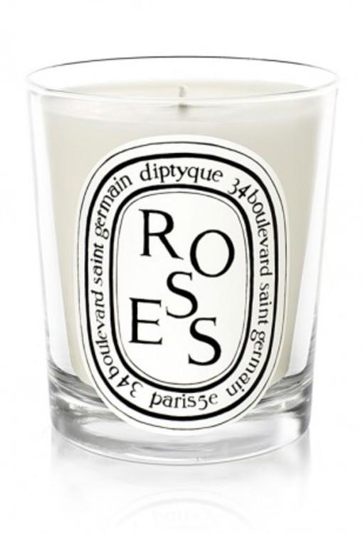 Свічка Diptyque з ароматом троянди