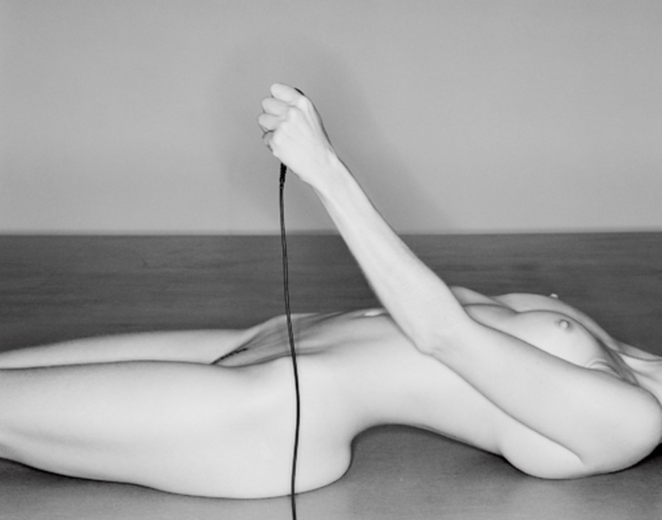 Self-Release - 2003 © Christian Vogt, courtesy Galerie Esther Woerdehoff