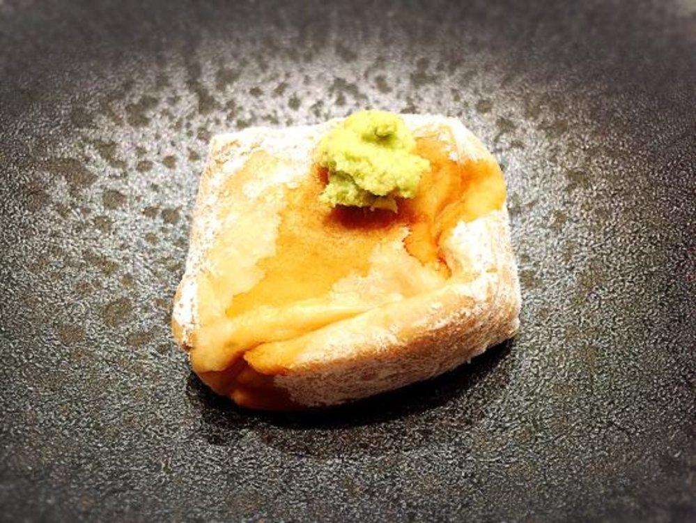 Из меню Sushi B Paris
