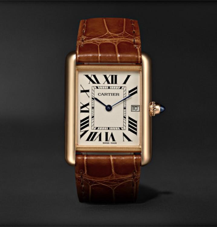 Годинник Tank Cartier