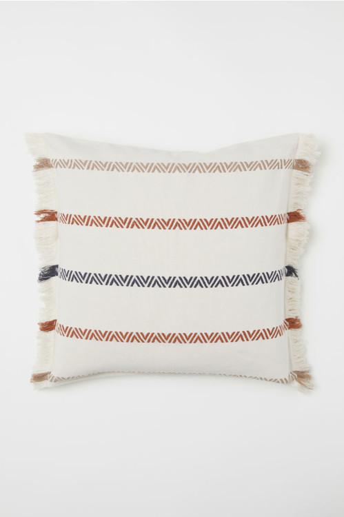 Подушка з жаккарду, H&M Home
