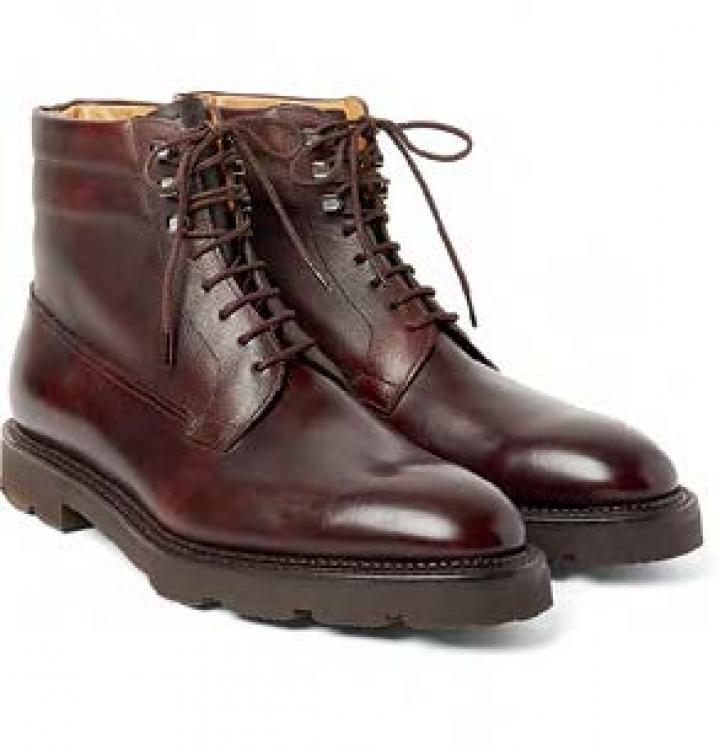Кожаные ботинки, JOHN LOBB