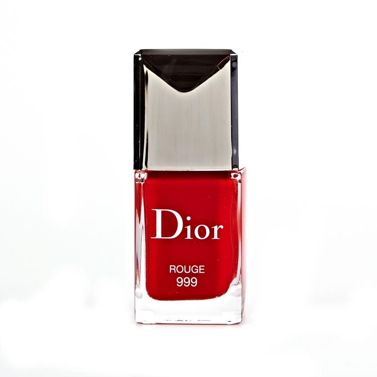 Лак для ногтей, № 999 Rouge, Dior