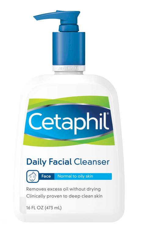 Средство для умывания Daily Facial Cleanser, Cetaphil