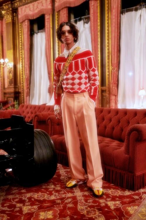 Casablanca Menswear осінь-зима 2021/2022
