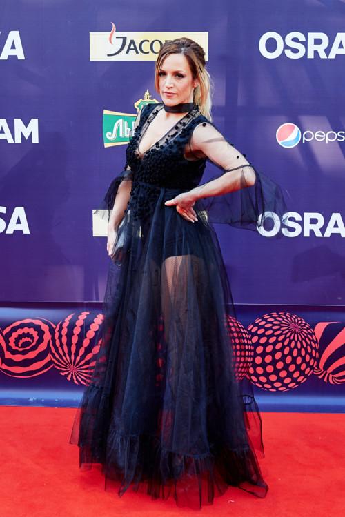 Тиджана Богицевич, представительница Словении