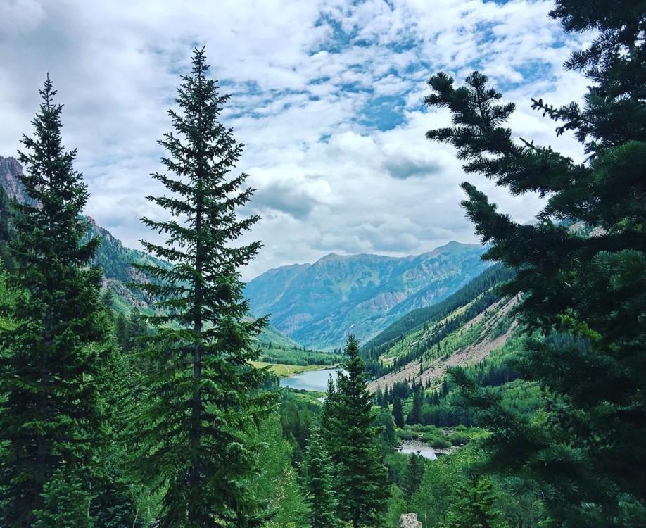 Природа Аспена, Колорадо