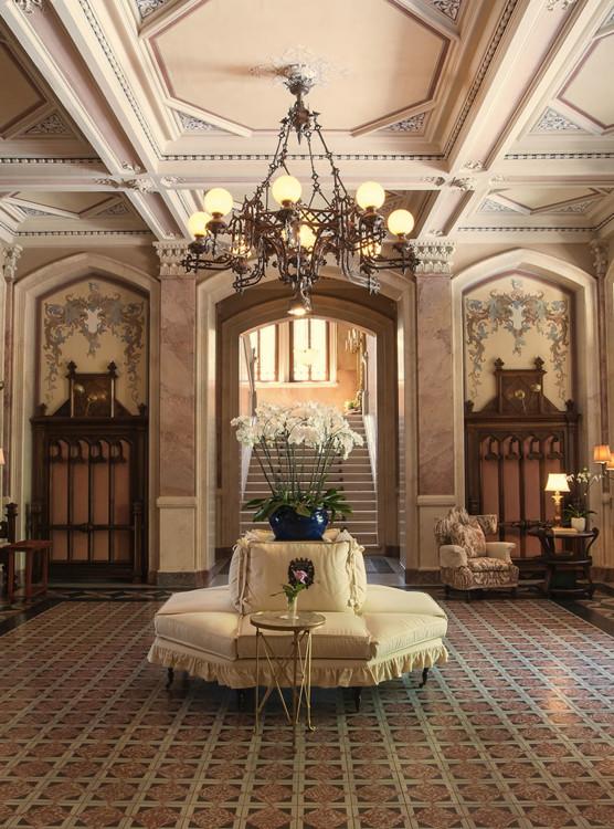 Отель Grand Hotel a Villa Feltrinelli