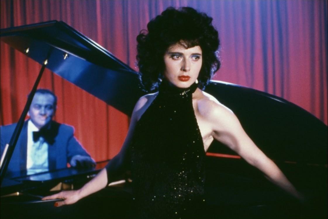 Кадр из фильма «Синий бархат», 1986