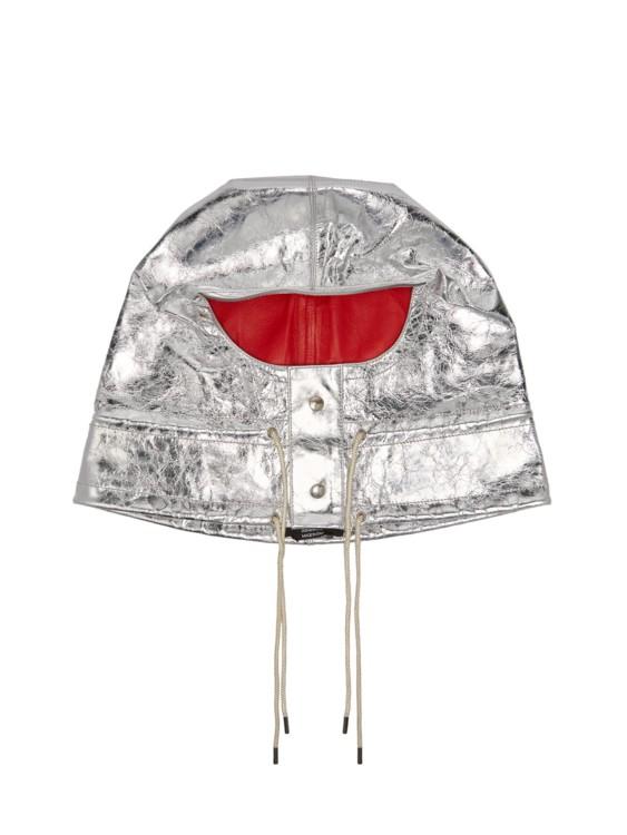 Кожаный капюшон, CALVIN KLEIN 205W39NYC