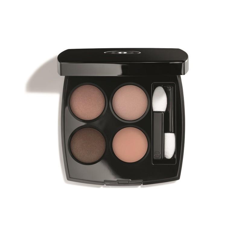 Тени Les 4 Ombres Elemental  из весенней коллекции макияжа Desert Dream, Chanel, лимитированный выпуск