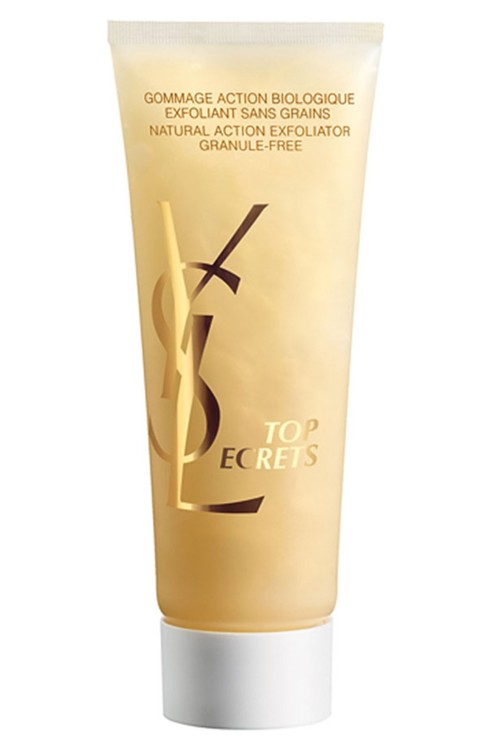 Пилинг без гранул Top Secrets Natural Action Exfoliator, YSL Beauté