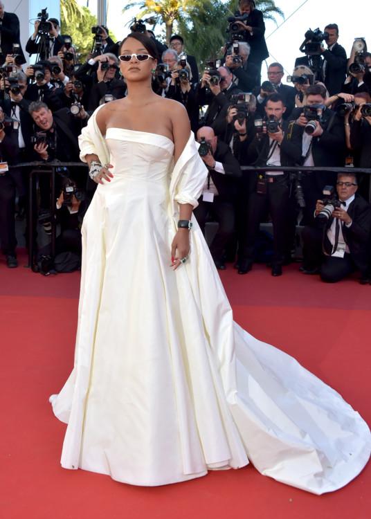 Рианна в Christian Dior