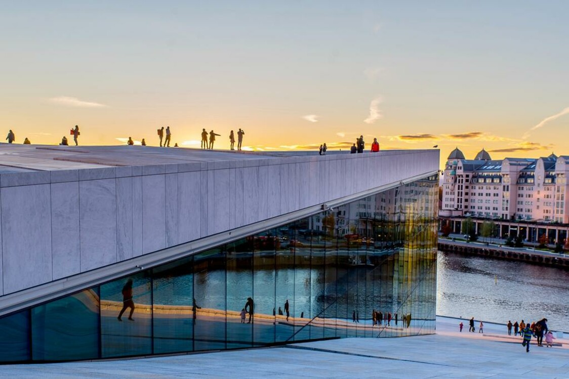 18. Осло, Норвегия. Photo: Arvid Malde / Unsplash