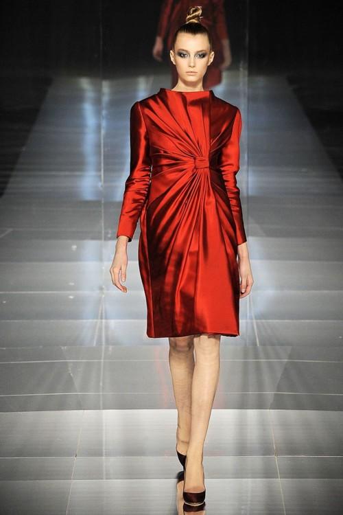 Перша колекція Марії Грації К'юрі і П'єрпаоло Піччоллі для Valentino, січень 2009