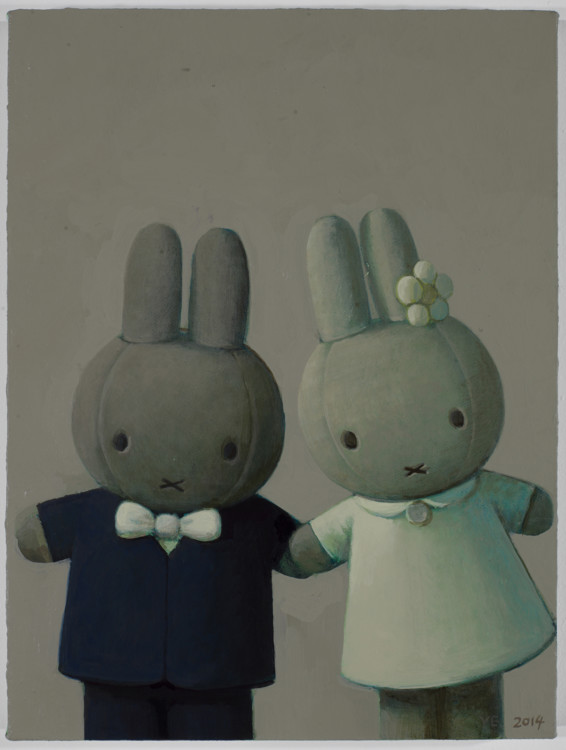 Miffy Getting Married, 2014