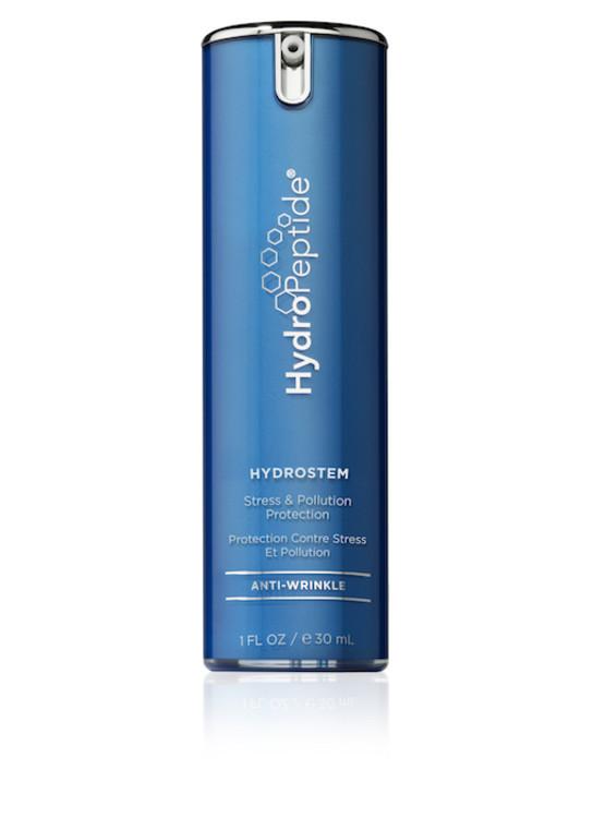 Сыворотка HydroStem, HydroPeptide, – это интенсивная терапия для кожи девушек, которые живут в мегаполисах, страдают от стресса или неразделенной любви. В составе – антиоксиданты и гиалуроновая кислота