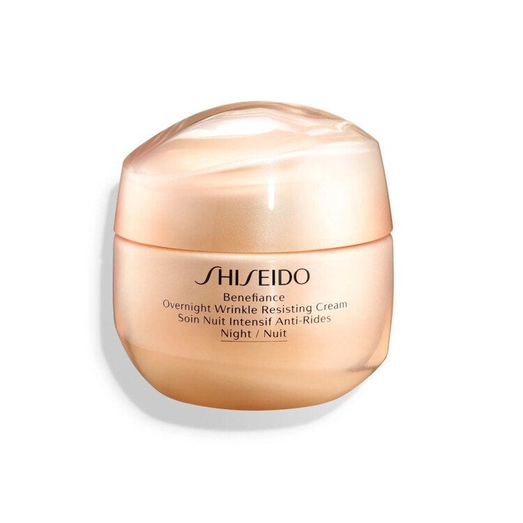 Ночной крем для лица Benefiance Overnight Wrinkle Resisting Cream, Shiseido