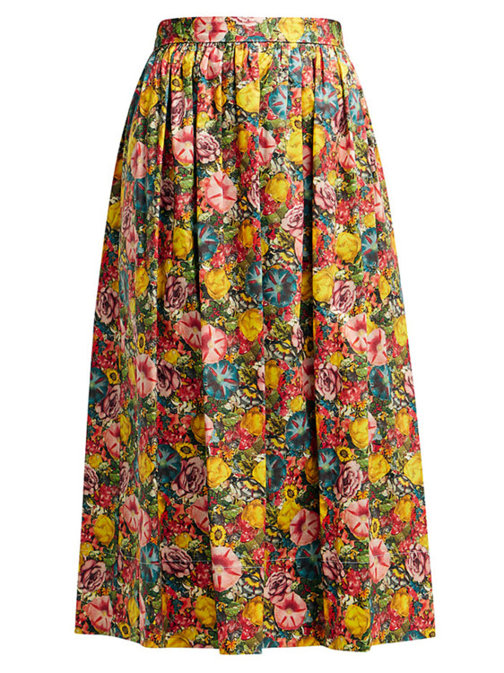 Хлопковая юбка, Marni